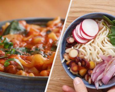 5 Delicious Vegan Recipes