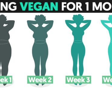 What happens to our body if we go Vegan for 1 month