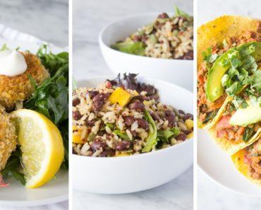 Damn Good Vegan Meals in UNDER 15 MINUTES | 3 Easy Vegan Recipes ?