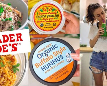 Trader Joe's Grocery Haul + easy Vegan Recipes ?☀️❤️