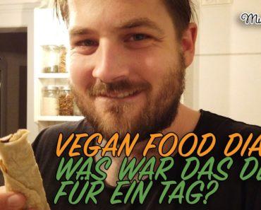 VEGAN FOOD DIARY – COUPLE EDIITION – DAS ESSEN wir an einem (sehr komischen) TAG | mutimbauch