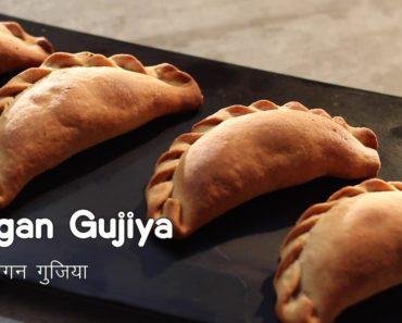 Vegan Gujiya | वीगन गुजिया | Vegan Recipes | Sanjeev Kapoor Khazana