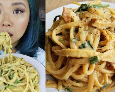 OMG! Creamy Vegan One Pot Pasta (TOOWOOMBA pasta) // Cook With Me