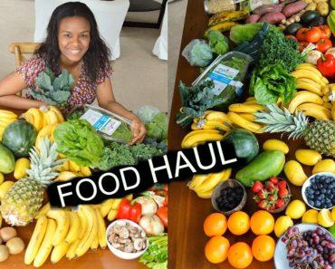 My weekly High Raw Food stash + how I use it   Vegan Food haul