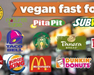 VEGAN Fast Food Choices! – McDonalds, Taco Bell, KFC, Panera & more! – Mind Over Munch