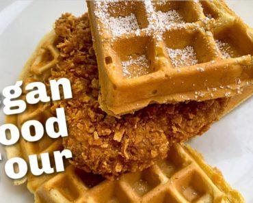 Las Vegas Vegan Food Tour   The Best Vegan Restaurants in Las Vegas   Wynn Hotel