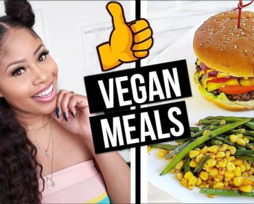 HEALTHY & TASTY VEGAN FOOD! ? ➟ what I eat in a day