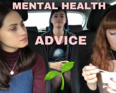 MENTAL HEALTH ADVICE | VEGAN MUCKBANG