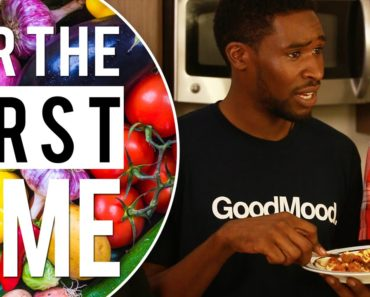 People Who Hate Vegan Food Cook It 'For the First Time'