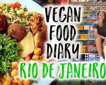 VEGAN FOOD DIARY & VLOG – RIO DE JANEIRO [Brasilien] ♥