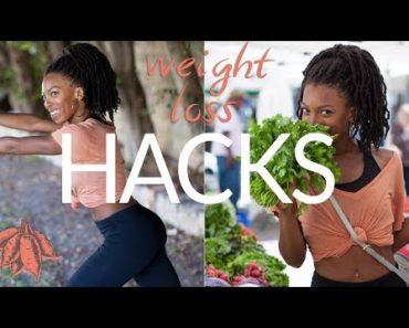 Vegan Weight Loss Hacks | Drop it like it's hot ???