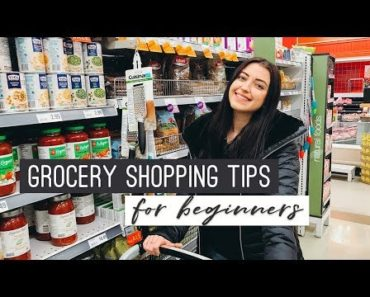 How to Shop for Vegan Groceries 2019 ♥ beginner tips + printable shopping list