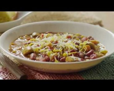 How to Make Vegetarian Chili | Vegetarian Recipes | Allrecipes.com
