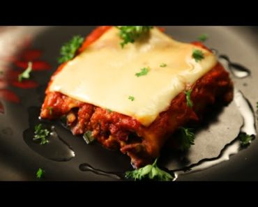 Vegetarian Enchiladas Recipe | Mexican Cuisine | The Bombay Chef – Varun Inamdar