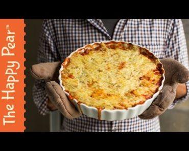 Shepherds Pie – The Happy Pear – Vegetarian Dinner
