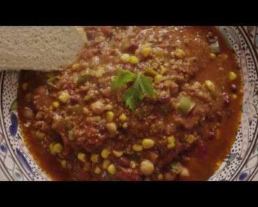 How to Make Vegetarian Chili | Chili Recipe | Allrecipes.com
