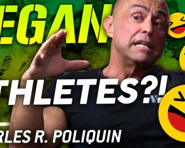 ADVICE FOR VEGAN ATHLETES – Charles R. Poliquin helps Brian for his First Ironman Race