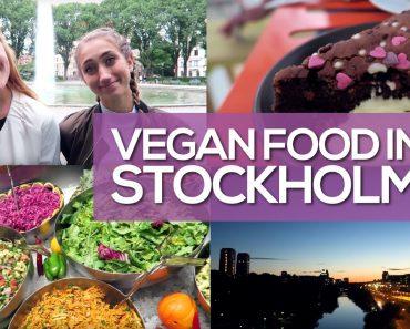 Vegan Food in Stockholm, Sweden