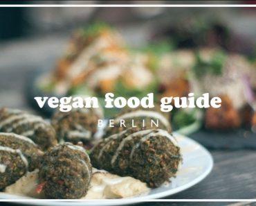 vegan food guide / BERLIN
