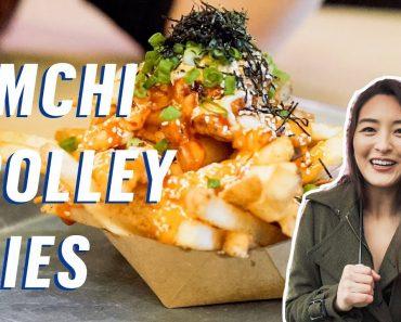 The Best Cheap Vegan Food in Washington, DC || 5 Buck Lunch