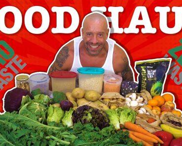 Zero Waste Vegan Food Haul