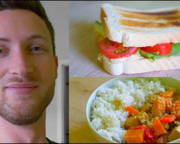 What I eat vegan in a day (deutsch)