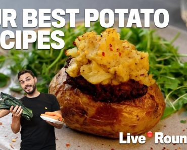 6 Quick & Easy Vegan Potato Recipes
