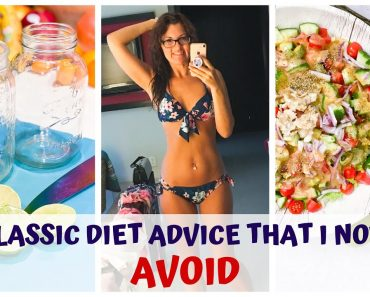 CLASSIC DIET ADVICE THAT I NOW AVOID • RAW VEGAN • HEALTHY DIET MISTAKES
