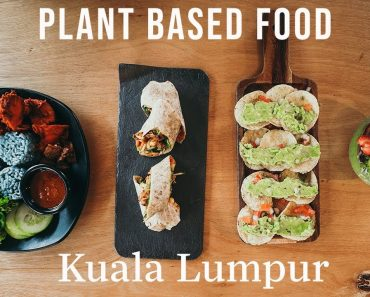 What Does a VEGAN eat in KUALA LUMPUR?