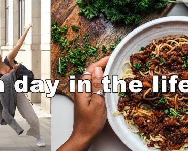 A day in the life (vegan food & updates)