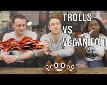 Internet Trolls Shocked by THIS Vegan Food