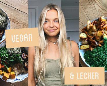 Ausgewogen & Vegan    FOOD DIARY