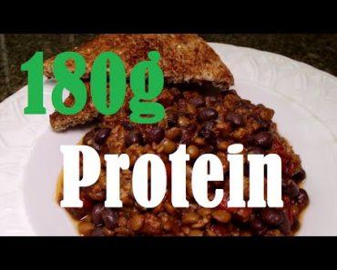 HIGH Protein Vegan Recipes – Vegan Athlete Case Study