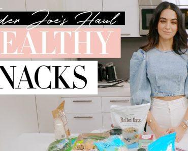 Vegan Trader Joes Grocery Haul | Dr Mona Vand