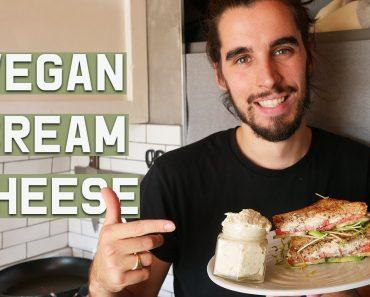 ULTIMATE VEGAN CREAM CHEESE // easy recipes