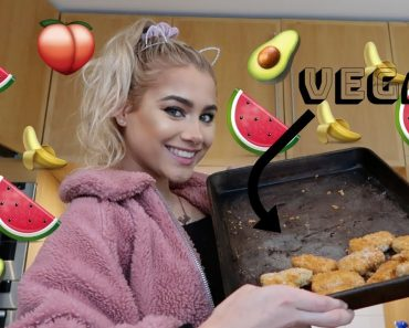 ONLY EATING VEGAN FOOD FOR 48 HOURS