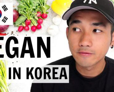 Vegan in Korea! (100% Vegan food made EASY!)