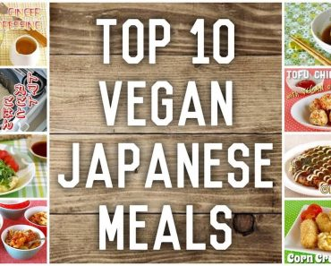 Top 10 Vegan Japanese Meals Recipes | OCHIKERON | Create Eat Happy :)