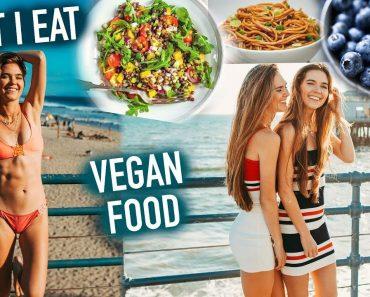 What I Eat in 3 DAYS!  – Healthy Vegan Food Ideas – Nina and Randa