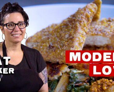 Brooklyn Chef Redefines Language of Vegan Food    Eat Seeker