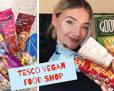 COME VEGAN FOOD SHOPPING WITH ME l TESCO EDITION