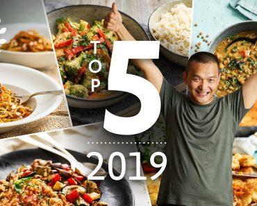 Vegane Food Favoriten 2019 – Top 5 Rezepte 2019 | Vegan Food Favorites 2019 – Top 5 Recipes 2019