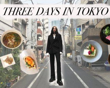 Vegan Food + Thrifting in Tokyo, Japan