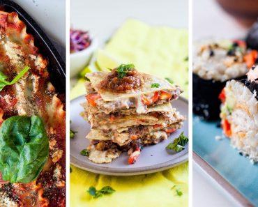 Meaty Back-to-School & Kid Friendly VEGAN Recipes