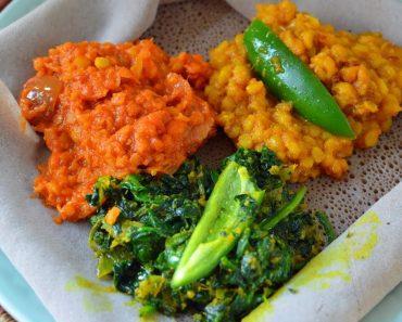 3 Vegan Ethiopian Recipes
