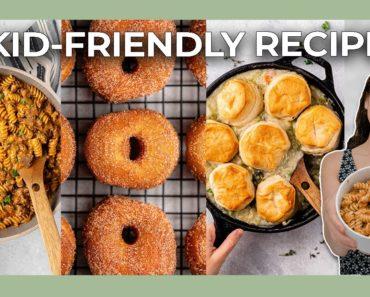 Must Try Kid-Friendly Recipes (Vegan)