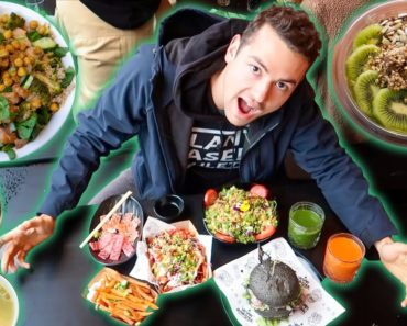 TOP PLACES TO EAT IN AMSTERDAM VEGAN FOOD