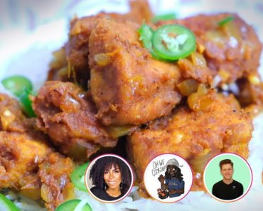 4 DELICIOUS VEGAN RECIPES, 4 AWESOME PEOPLE
