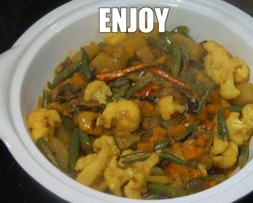 ⏰ Ethiopian Vegetable Stew – Ethiopian Vegan Recipe – Vegan Recipes – Ethiopian Food