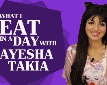Ayesha Takia: What I eat in a day   Vegan Food   Pinkvilla   Bollywood   S01E05